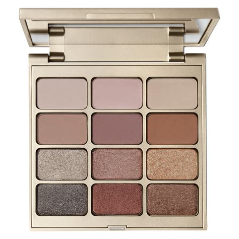 Eyeshadow N matte n metal eyeshadow palette stila mecca