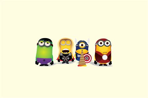 Minion wallpaper minions cool hd avengers wallpaper hd wallpapers