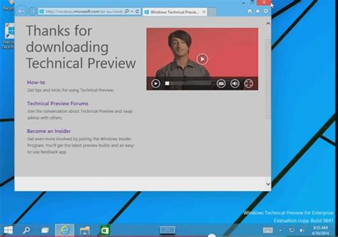 install windows 10 technical preview how to install windows 10 technical preview heresjaken