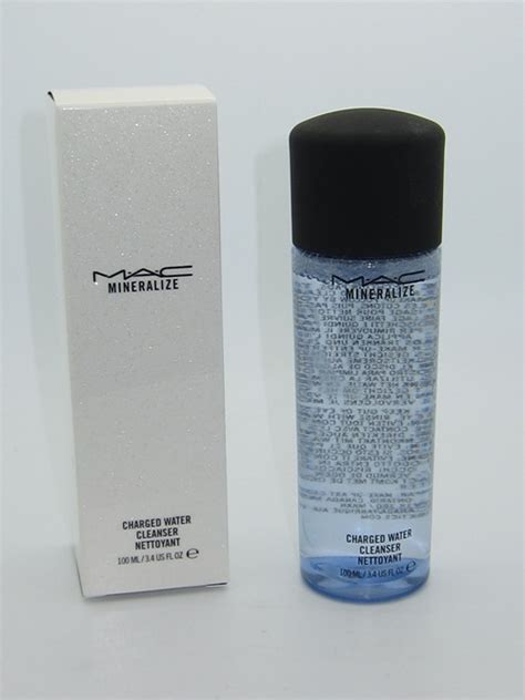 Mac Charged Water mac charged water cleanser review musings of a muse