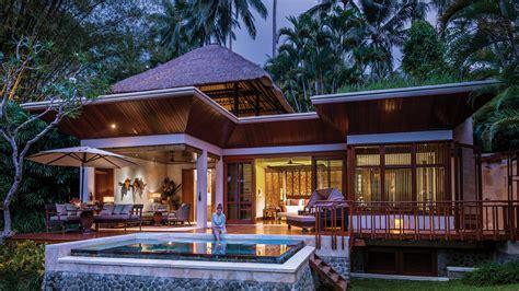 Cabana House Plans four season at sayan ubud 187 bali hello travel