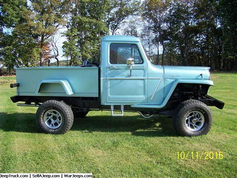 willys jeep truck willys trucks ewillys
