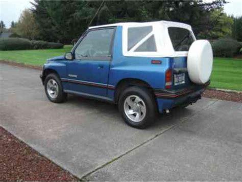 geo tracker 1991, very clean convertible lsi very very few