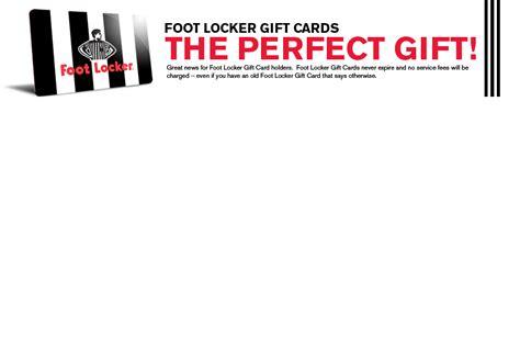 Footlocker Gift Card Promo - foot locker gift cards