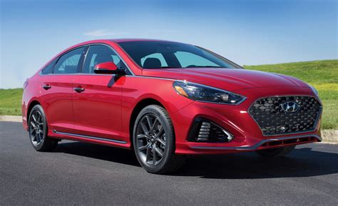 Hyundai Sanata by 2018 Hyundai Sonata Arrives This Summer Starting At