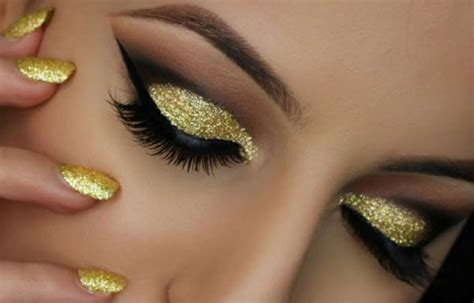 imagenes de uñas en negro con dorado u 241 as decoradas color dorado u 241 as decoradas club