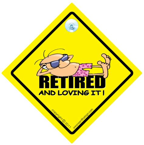 6 best images of happy retirement printable sign happy