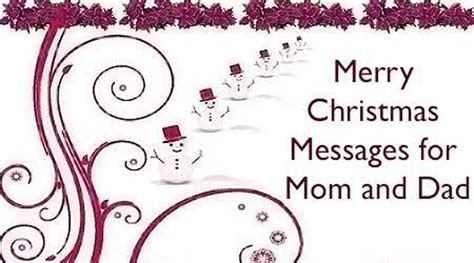 merry christmas messages  parents  children wishesmsg