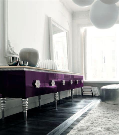 Purple Sideboard purple sideboard by altamoda eclectic