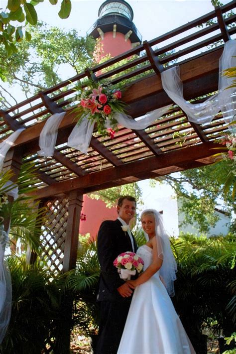 jupiter inlet lighthouse museum wedding venue  south