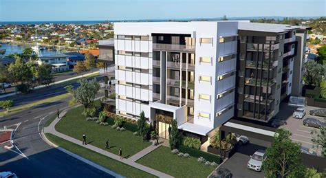 18 Harbour Street Floor Plans by 1 Fitzroy Street Cleveland 4163 Queensland Australia