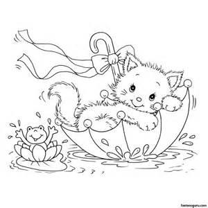 what color are cats طرحهای آماده نقاشی از شخصیتهای کارتونی محبوب برای رنگ