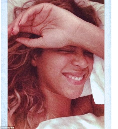 bed selfie rihanna and other stars post flawless early morning