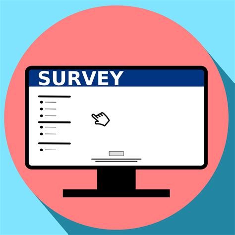 Survey On Line - clipart online survey icon