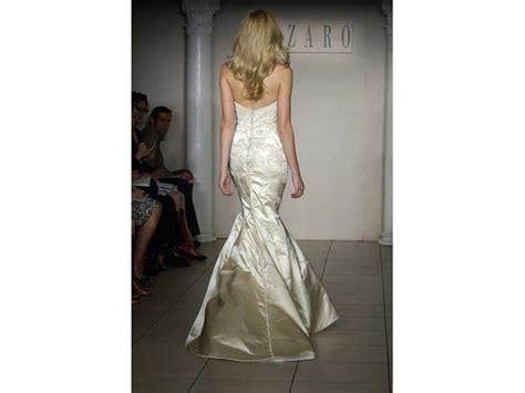 wedding dress i bought for my january 2011 afternoon wedding very lazaro 3816 700 size 10 used wedding dresses
