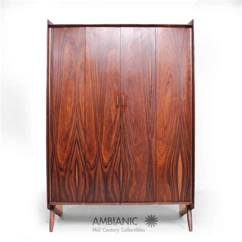 rosewood armoire rosewood armoire pr 2016 for sale at 1stdibs