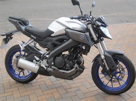 Suzuki Glasgow Motorcycles Yamaha Mt 125 Abs For Sale Great Bike Learner