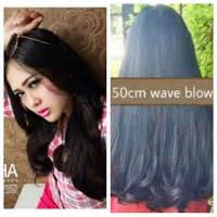 Hair Clip Import Keriting Sosis Keriting Gantung Medium 55cm grosir hairclip import murah