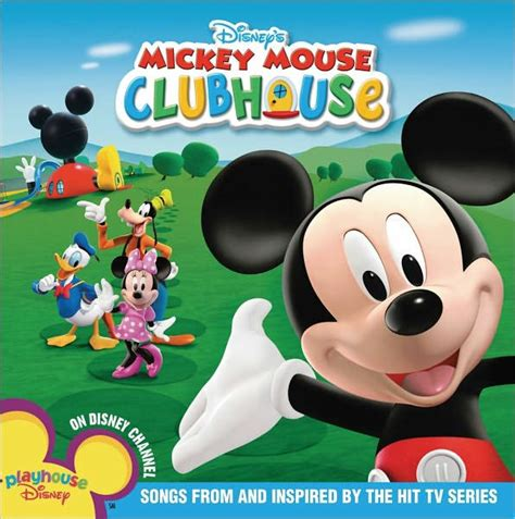 Disney Junior Mickey Mouse Clubhouse Mega Mat - disney junior mickey mouse clubhouse by disney