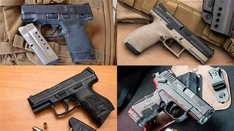 best ccw personal defense world s 10 best ccw pistols of 2017