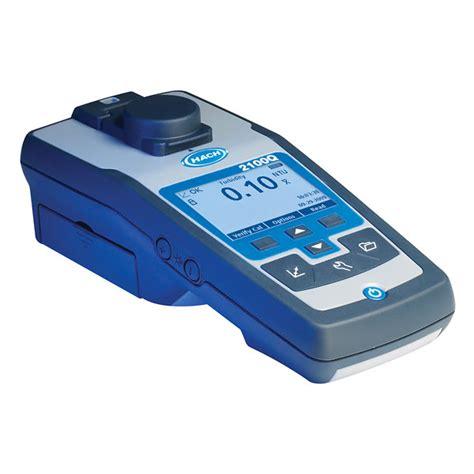 Turbidity Meter Hach 2100q Handheld Turbidity Meter Epa Compliant From