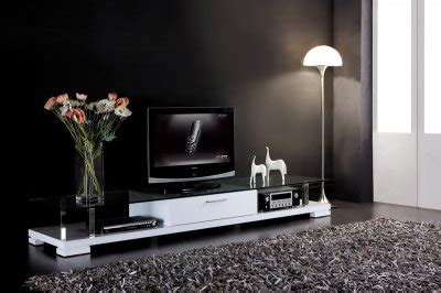 white finish modern tv stand wdrawer clear glass top