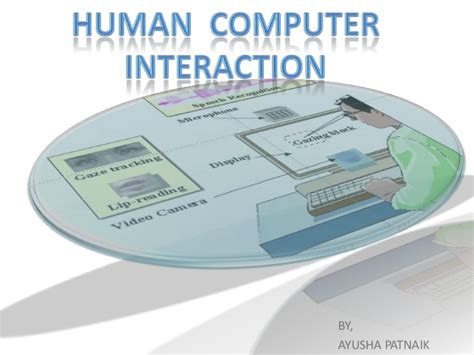 research paper on human computer interaction human computer interaction research papers