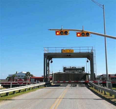 sargent swing bridge texas last swing bridge will be replaced in a few years