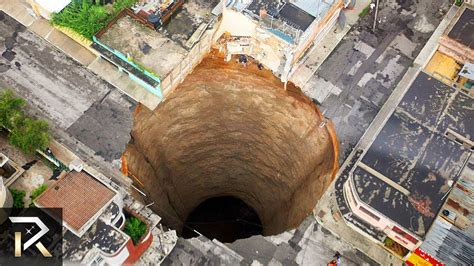 largest in the world 10 largest holes swallowing the earth