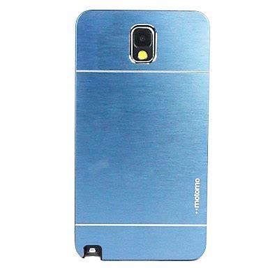 Motomo Aluminium Metal Samsung Note 3 Warna Gold toru motomo aluminium for samsung galaxy note 3 blue jakartanotebook