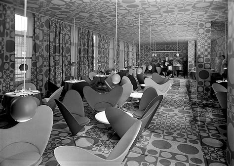 verner panton le astoria hotel the verner panton collector