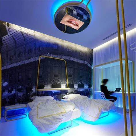 neon bedroom ideas dramatic bedroom designs by simone micheli