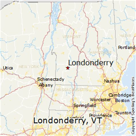 best places to live in londonderry, vermont
