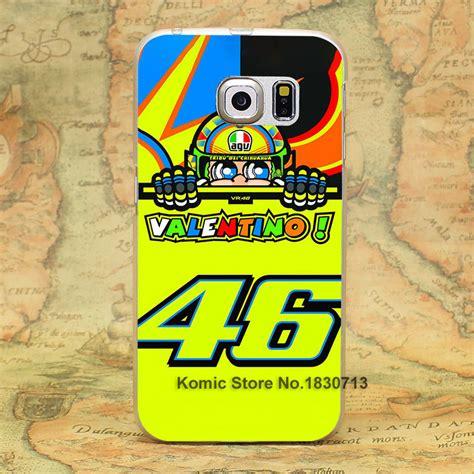 Valentino 46 Logo Samsung Galaxy S3 S4 S5 S6 S7 Edge Casing kaufen gro 223 handel fall aus china fall gro 223 h 228 ndler aliexpress