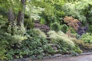 Hillside Gardens by How To Create A Beautiful Hillside Garden Sunset