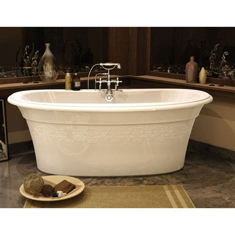 maax com bathtubs maax bath tub ella embossed design 6636 bliss bath kitchen