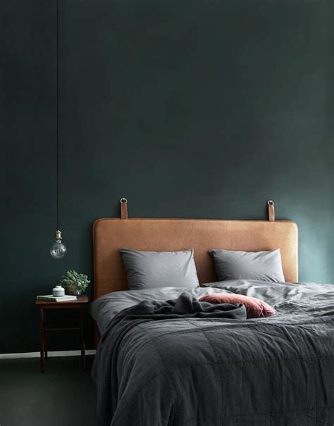 i have a really dark green bedroom and cherry furniture 3 tips and 30 ideas to refresh your bedroom digsdigs