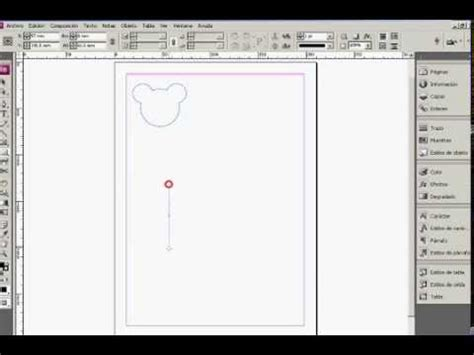 tutorial for indesign cs3 tutorial de adobe indesign cs3 youtube