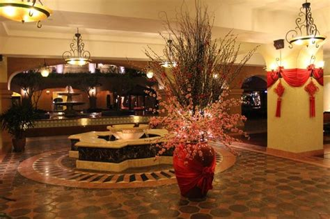 new year restaurant melaka hotel lobby with new year decor picture of casa