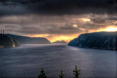 fjord du saguenay c est reparti road trip qu 233 becois direction qu 233 bec