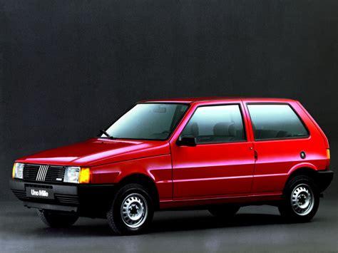 Fiat Uno Mille Fiat Uno Mille 1 0 1991 1993