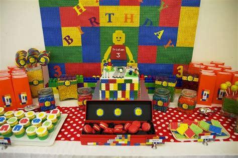 lego decoraci 243 n de fiestas de cumplea 241 os - Decoracion Lego Cumpleaños