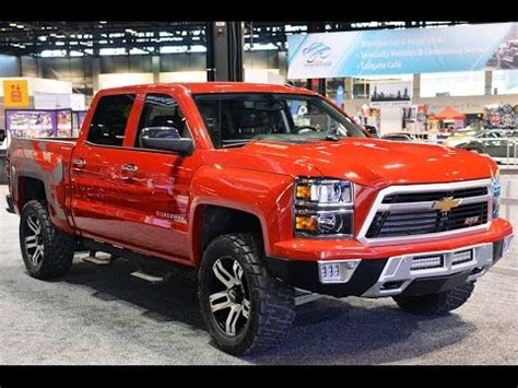 2017 chevy reaper youtube