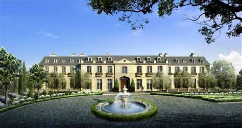 U Condo Floor Plan by Haute Estate 60 000 Square Foot Chateau Des Fleurs In Bel