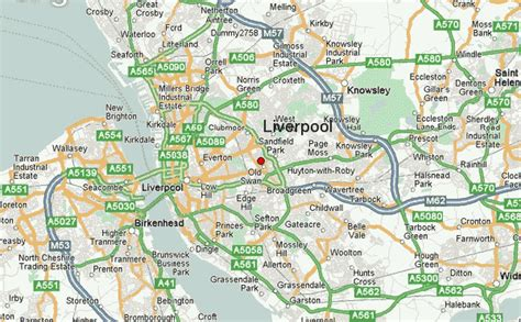 printable map liverpool city centre maps of liverpool uk free printable maps