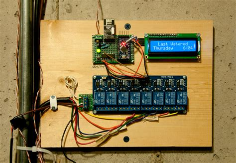 Diy Channel irrigation controller mysensors create your own