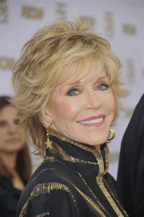 over 60 hairstyles jane fonda 46 best images about hair on pinterest for women short