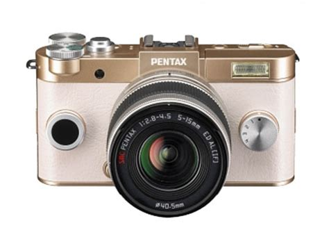 Kamera Pentax Q S1 more leaked pictures of the upcoming pentax q s1 mirrorless photo rumors