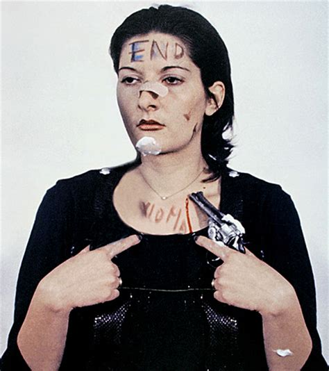 » spirit cooking with marina abramović: the first cut is