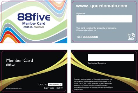 plastic card template templates archives page 8 of 10 plastic card